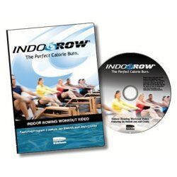 Waterrower IndoRow workout DVD