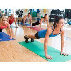 Fitness oefenmat