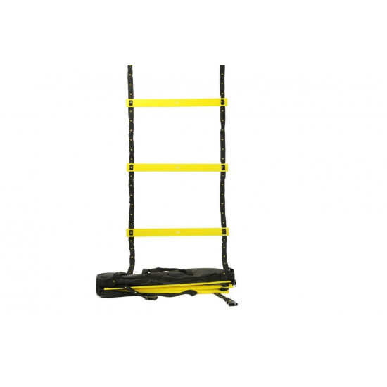 Speed ladder with bag