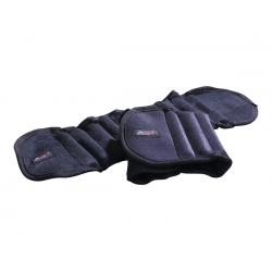Adjustable ankle/wrist weight set PRO