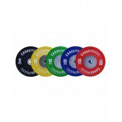 Crossmaxx competition bumper plate 50mm kleur
