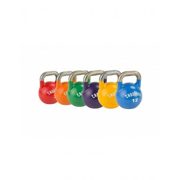 Crossmaxx Competition kettlebell 4-48kg