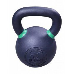 Crossmaxx Powdercoated kettlebell