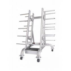 Bodypump rack for max. 30 sets