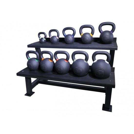 Crossmaxx kettlebell rack