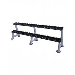 Dumbbell rack | zilver