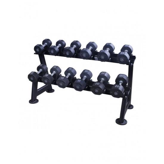 Dumbbell rack | zwart