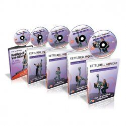 "5DVD box ""Kettlebell workout"" 