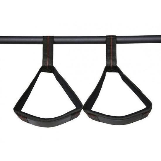 Hanging ab strap