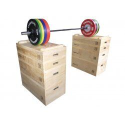 Crossmaxx wooden jerk block set