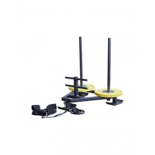 Crossmaxx Power sled (black)