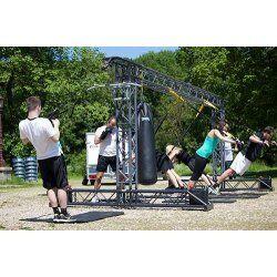 M3Fsport mobiele fitness frame
