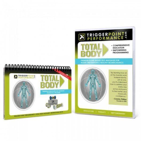 Total Body bundel (DVD en guidebook)