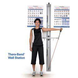 Thera-Band Wall Station