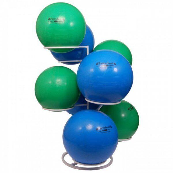 Thera-Band Gymball rack