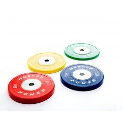 Muscle Power Competition Bumper plate