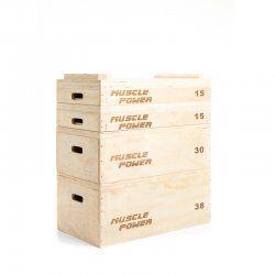 Houten Jerk Blocks