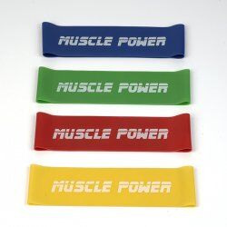 Muscle Power Mini Bands Set