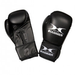 Hammer Boxing Kinderbokshandschoenen Blitz - PU - Zwart6 OZ