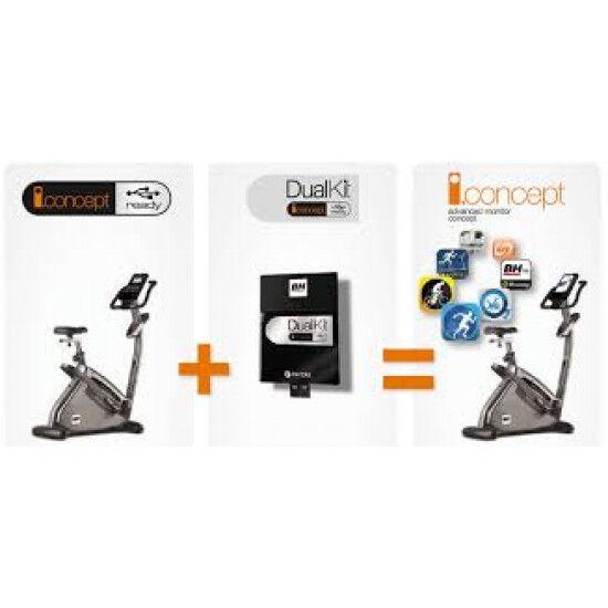 BH Fitness Dual Kit (loopbanden)