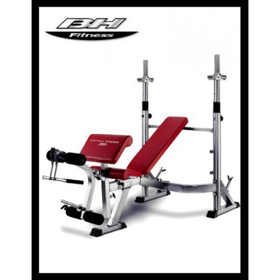 BH Fitness Optima Press