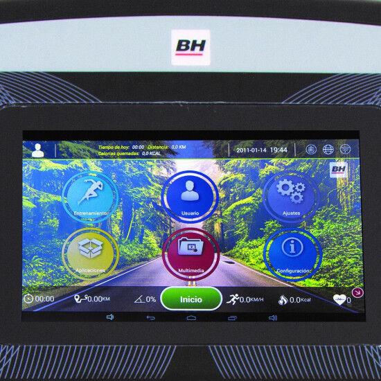 BH I.F2W loopband met Bluetooth 4.0