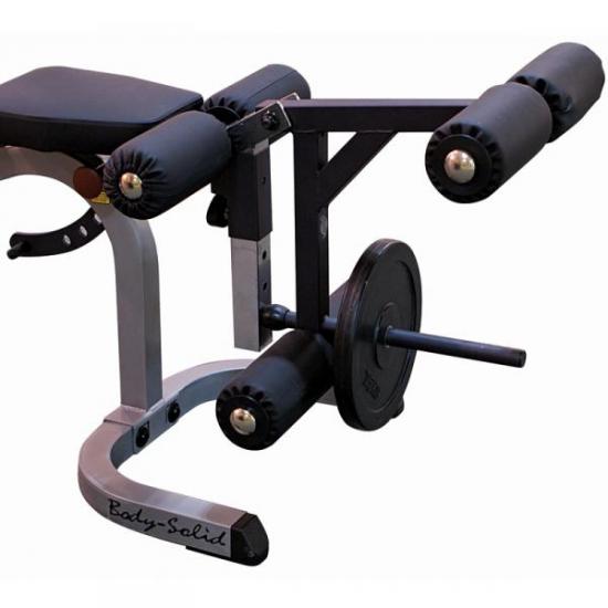 Leg Developer 4  Roller Attachment