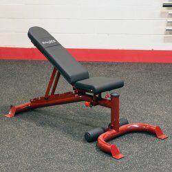GFID100 Leverage Gym Bench