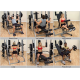 Body Solid Smith Series 7 Full Option GS348FB