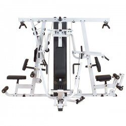 Commercial Gym 3 x 95 kg Stack EXM4000G