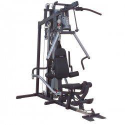 Multigym Bi-Angular Frontal Gym With Pec G6B