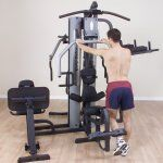 Multigym G9S 2 Stack Gym with Leg press