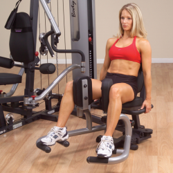 Seated Inner-Outer Thigh Option