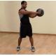 Body-Solid Medicine Ball - Dual Grip2700gram