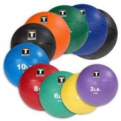 Medicijn ballen Body Solid  1-13,7kg