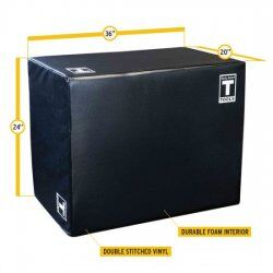 Soft Plyo Box  Body Solid (3 in 1)