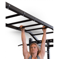 Monkey Bar Cross Member voor het SPR1000 power Rack