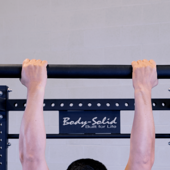 Fat Chinning Bar SPRCB-Voor extra grip