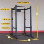 Body-Solid full commercial Power Rack SPR1000