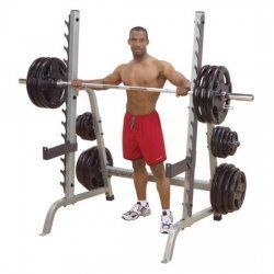 Squat- en Press racks