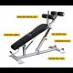 Pro Clubline SAB500 Professionele Ab Bench