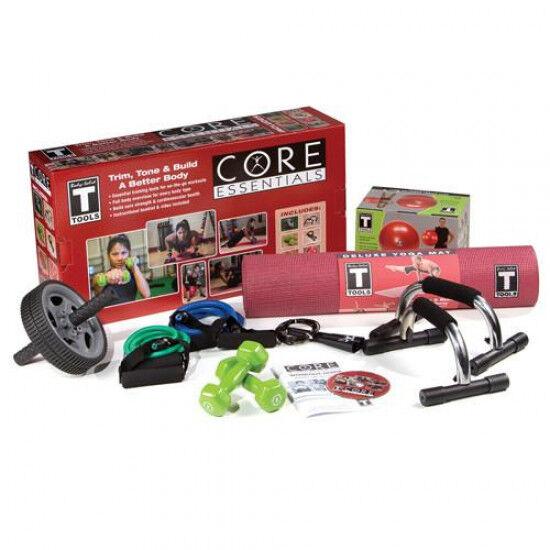 Body Solid Core Essentials Box
