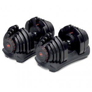Bowflex Stand +  Bowflex 1090i 40,8 kg SET