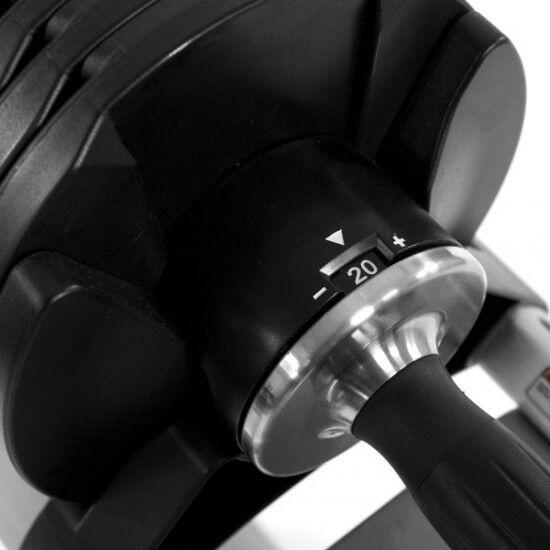 Finnlo Smartlockset 2 x 20 kg + Rack