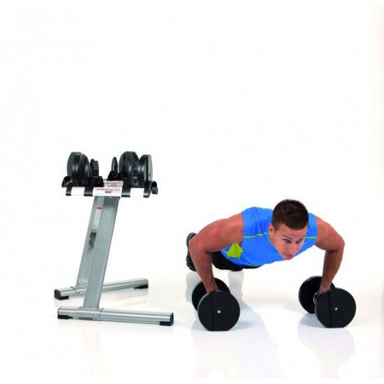 Finnlo Smartlock  set 2 x 32 kg + Rack