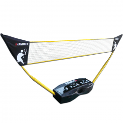 Hammer 3 in 1 set Vollybal-Badminton-Tennis