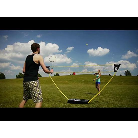 Hammer 3 in 1 set Vollybal-Badminton-Tennis