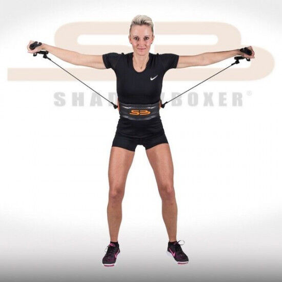 Shadowboxer Fitness-Set