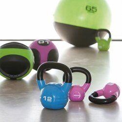 Fitnessmaterialen