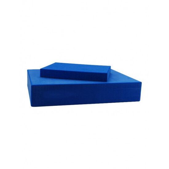 Pilates Blok Blauw 25mm
